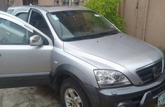 Kia Sorento 3.5 V6 Automatic 2007 Silver color for sale