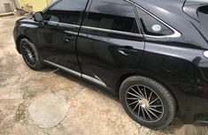 Sell used black 2010 Lexus RX at mileage 70,970
