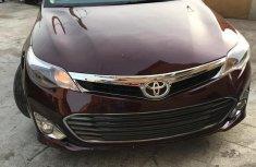 Sell used brown 2015 Toyota Avalon sedan at price ₦9,000,000