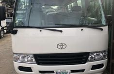 Very sharp neat 2013 Toyota Coaster for sale in Lagos