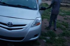 Toyota Yaris 2008 1.3 VVT-i Automatic Silver for sale