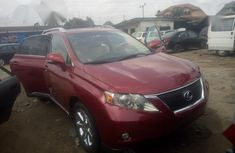 Best priced used 2010 Lexus RX at mileage 15,000