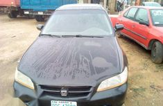Need to sell high quality black 1999 Honda Accord sedan automatic in Lagos