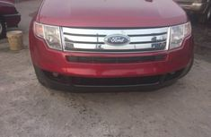 Ford Edge 2007 Red for Sale