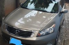 Honda Accord 2008 2.4 EX Automatic Beige for sale