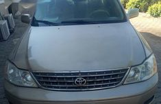 Sell used 2003 Toyota Avalon at price ₦900,000