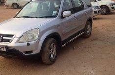 Honda CR-V 2005 2.0i ES Automatic Gray for sale