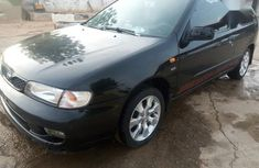 Sell cheap black 1999 Nissan Almera suv manual in Yola