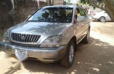 Used gold 2000 Lexus RX automatic for sale in Owerri