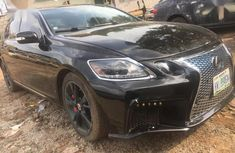 Sell black 2012 Lexus GS automatic at price ₦3,500,000 in Abuja