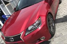 Well maintained 2015 Lexus GS automatic at mileage 58,000 for sale