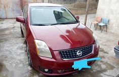 Nissan Sentra 2007 2.0 Red for sale