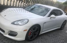 Well conditioned used Porsche Panamera originally bought from Porsche company