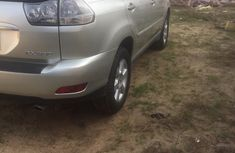 Lexus RX330 Silver color for sale
