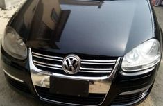 Black 2007 Volkswagen Jetta automatic at mileage 801,081 for sale in Abuja
