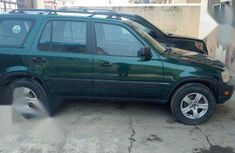 Need to sell high quality green 2001 Honda CR-V suv automatic in Lagos
