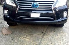 Sell well kept 2014 Lexus LX at price ₦30,000,000