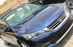 Need to sell cheap used blue 2014 Honda Accord automatic