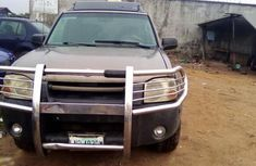 Used 2005 Nissan Frontier automatic at mileage 180,000 for sale in Port Harcourt