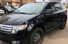 Ford Edge 2009 Black for sale