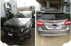 Clean used 2015 Mercedes-Benz GLA suv / crossover for sale in Ikeja