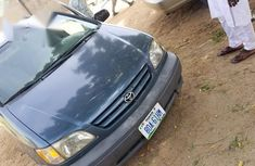 Sell high quality 2001 Toyota Sienna automatic at price ₦1,050,000