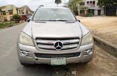Used gold 2007 Mercedes-Benz GL450 automatic for sale at price ₦3,500,000