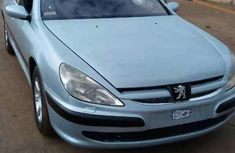 Blue 2008 Peugeot 607 manual for sale in Ilorin