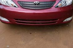 Toyota Camry 2005 2.4 XLi Red For sale