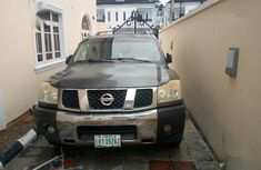 Nissan Armada 2008 LE Black for sale