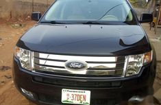 Sell super clean purple 2007 Ford Edge automatic