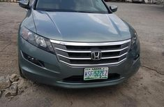 Need to sell used green 2011 Honda Accord CrossTour automatic at cheap price