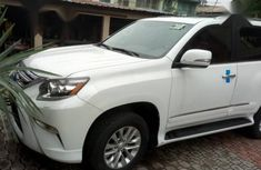 Sell sparkling 2014 Lexus GX suv / crossover automatic
