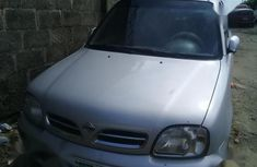 Grey 2006 Nissan Micra hatchback automatic at mileage 53,263 for sale