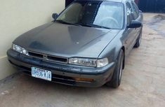 Need to sell grey/silver 1999 Honda Accord at mileage 100