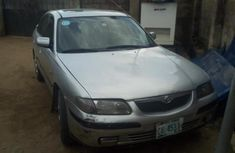 Best priced used grey/silver 2000 Mazda 626 sedan automatic