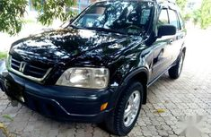 Honda CR-V 1999 2.0 Automatic Black for sale