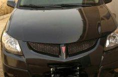 Need to sell black 2003 Pontiac Vibe suv / crossover at price ₦850,000