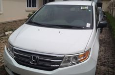 Sparkling used 2011 Honda Odyssey at mileage 154,422 in Enugu at cheap price
