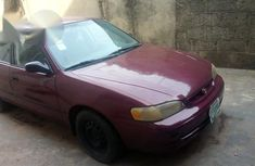 Extremely clean 1998 Toyota Corolla for sale at price ₦580,000 in Lagos