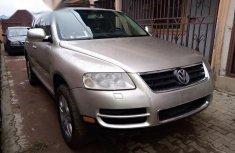 Volkswagen Touareg 2006 4.2 V8 Tiptronic Gold for sale