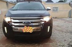 Sell black 2012 Ford Edge automatic in Owerri