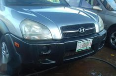 Hyundai Tucson 2006 Silver for sale
