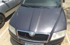 Sell cheap grey/silver 2008 Skoda Octavia sedan manual