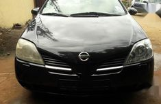 Selling 2005 Nissan Primera automatic at mileage 215,773