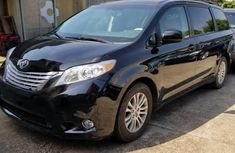 Clean 2012 Toyota Sienna suv / crossover automatic for sale in Lagos