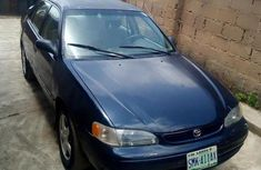 Toyota Corolla 1999 Sedan Blue for sale