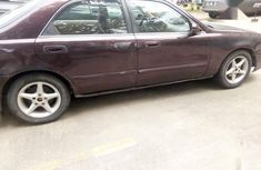 Well maintained brown 2000 Mazda 626 automatic for sale in Lagos