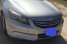 Sell grey/silver 2011 Honda Accord automatic at mileage 114,000