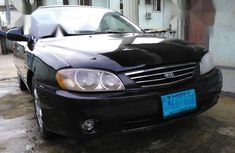 Selling 2003 Kia Spectra automatic at mileage 0